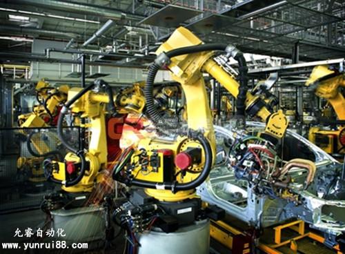 """机器自动化技术让汽车检测治具产业""""如虎添翼"""""""