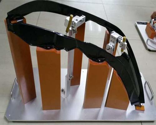 汽车检具加工中常用的削铣方法及工艺