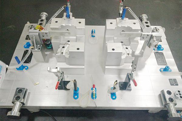 汽车检具机械设计中的标准化