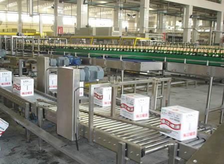 加快推进自动化包装生产线技术的研究步伐